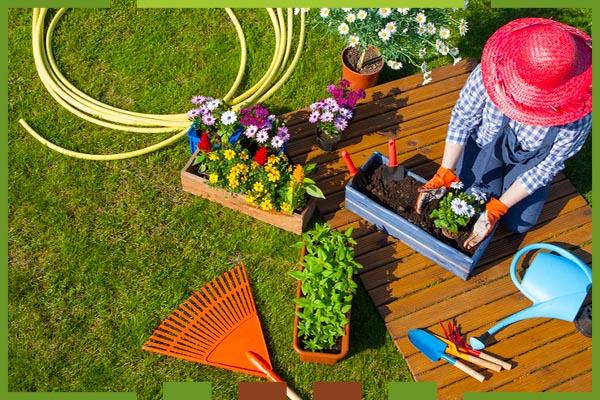 Gartengestaltung Wien